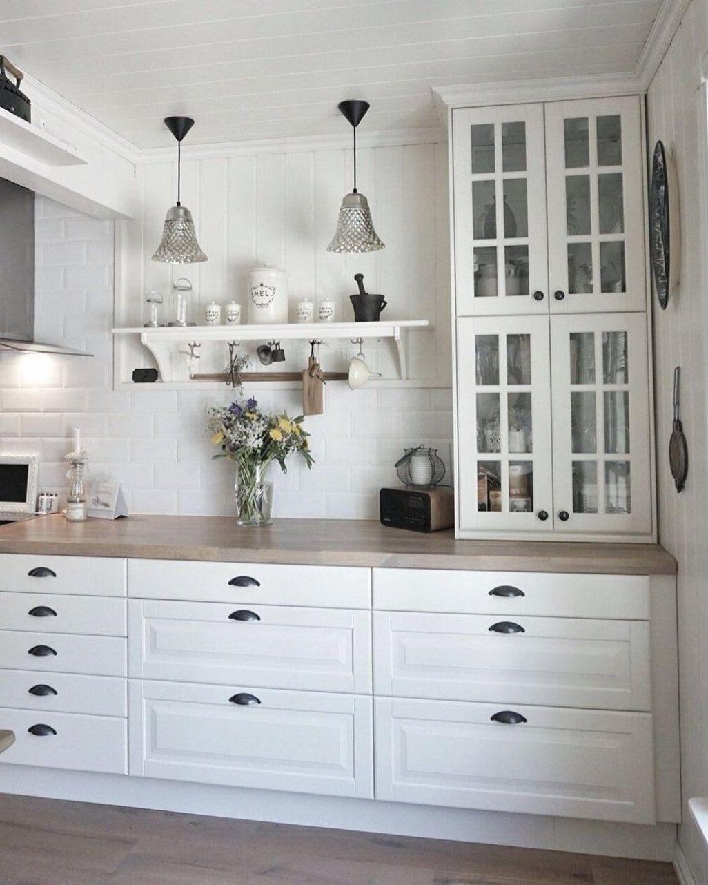 K Che Landhausstil Wei Ikea Unique Die Besten 25 Ikea K Che Landhaus Ideen Auf Pinterest Entryway In 2020 Ikea Kitchen Design Kitchen Cabinet Design Home Kitchens