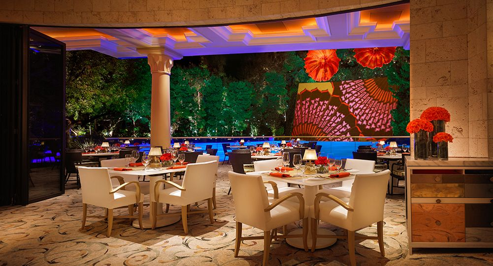 Lakeside at wynn not only offers a distinctive menu of for Prime fish menu