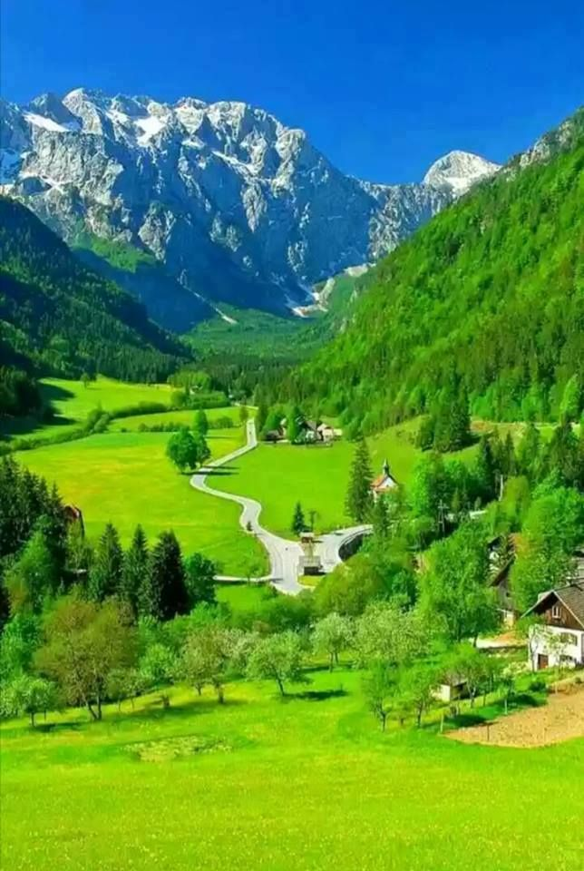 Small Valley In Switzerland Nature Photography Beautiful Landscape Photography Landscape Photography