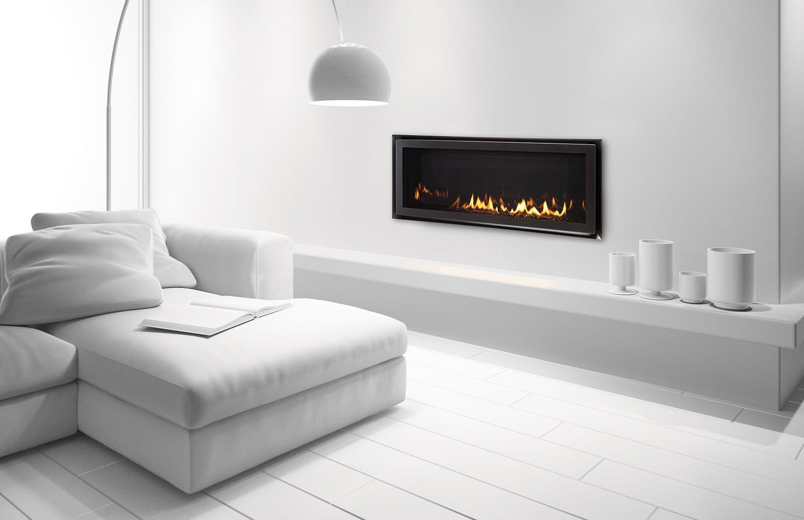 Heat Glo Slr C Cosmo 42 Gas Fireplace Fireplace Linear Fireplace