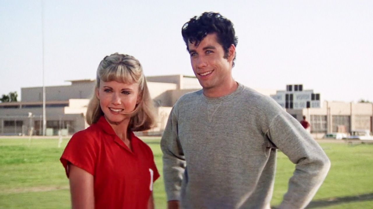 Pin On Grease 1978