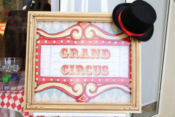 circo - Invento festa