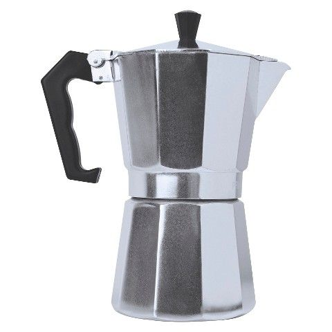 Espresso Coffee Maker Stove Top 3 Cup Capacity