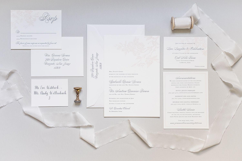 Gabrielle Florian Wedding Invites Ideas Pinterest