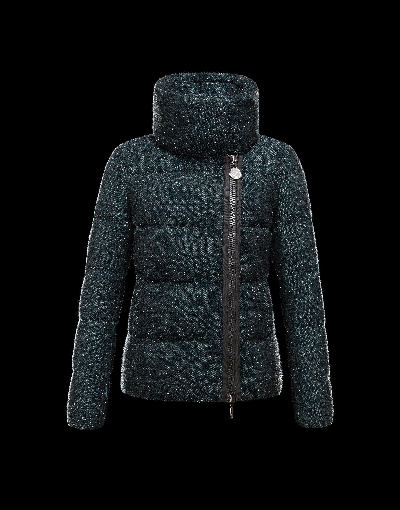 Jacket Women Moncler - Original products on store.moncler.com rocher