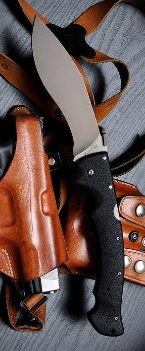 Cold Steel Rajah II Grivory Handle EDC Folding Knife Blade @aegisgears