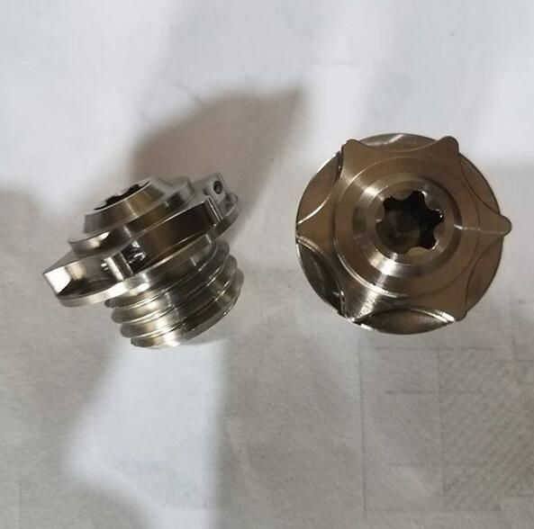 Pin On Titanium Bolts Titanium Machined Parts