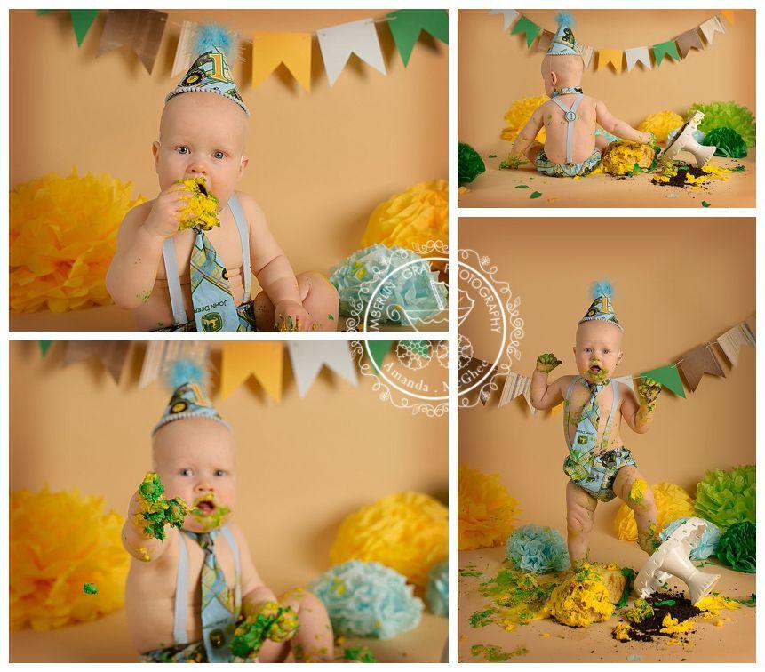 Birthday Party Ideas Augusta Ga: Birthday Photos, Cake Smash And Birthday