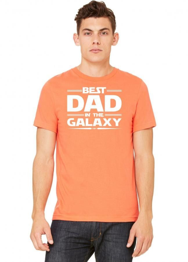 best dad in the galaxy 11 Tshirt