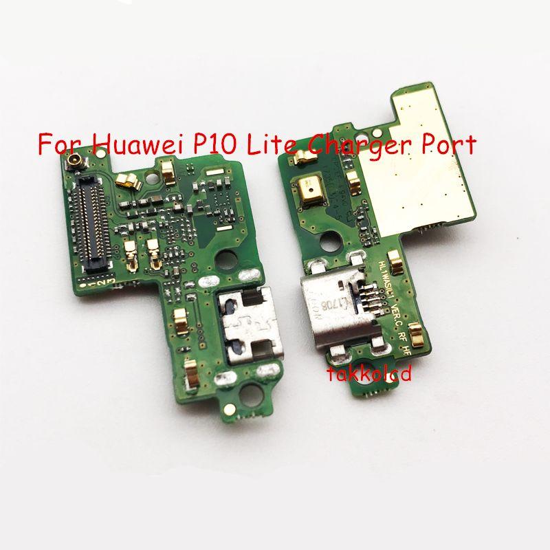 For Huawei P10 Lite Charger Port Usb Dock Huawei Wifi Antenna