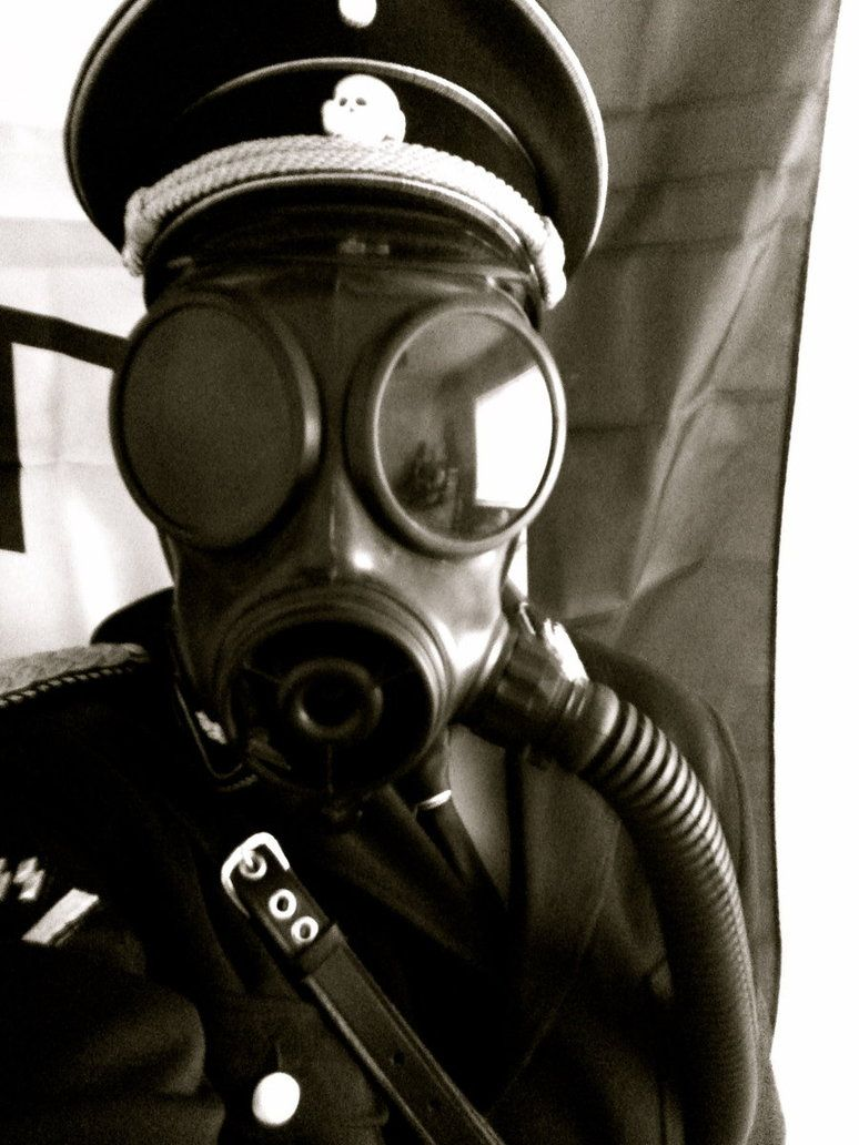 gas mask german ww2 Google zoeken Gas mask
