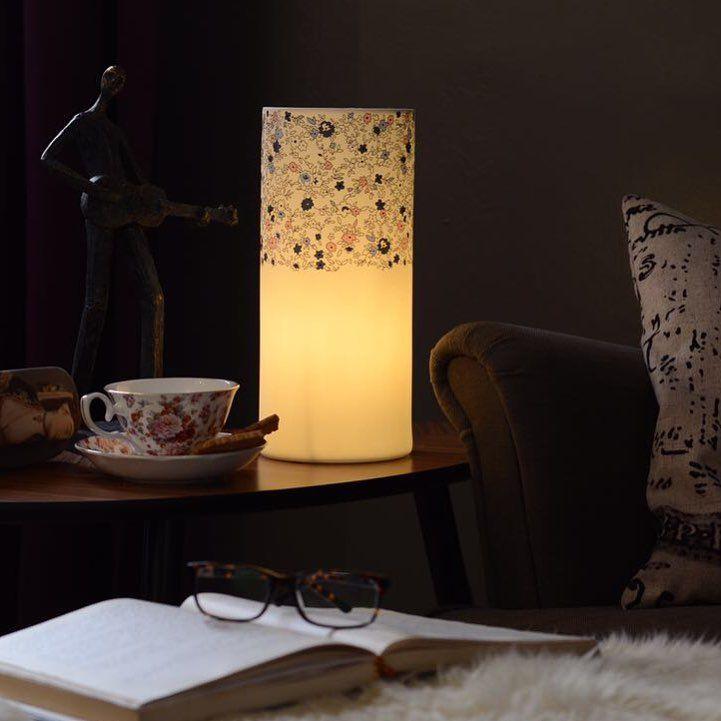 اباجورات مصنوعة من البورسلان بتصميم حديث تليق بمنزلك الارتفاع 28 سم بسعر 70 ريال ديكور تصميم اناره ابجوره ابجورات اكسسوارا Novelty Lamp Table Lamp Lamp
