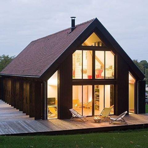 Pin by Anna Isotalo on Ideoita kotiin Pinterest Architecture - plan d une maison simple