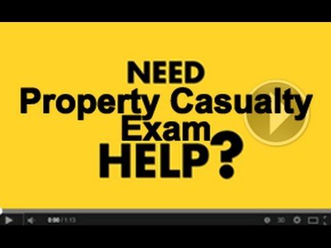Property Casualty Exam Study Guide Http Www Pinterest Com Pin