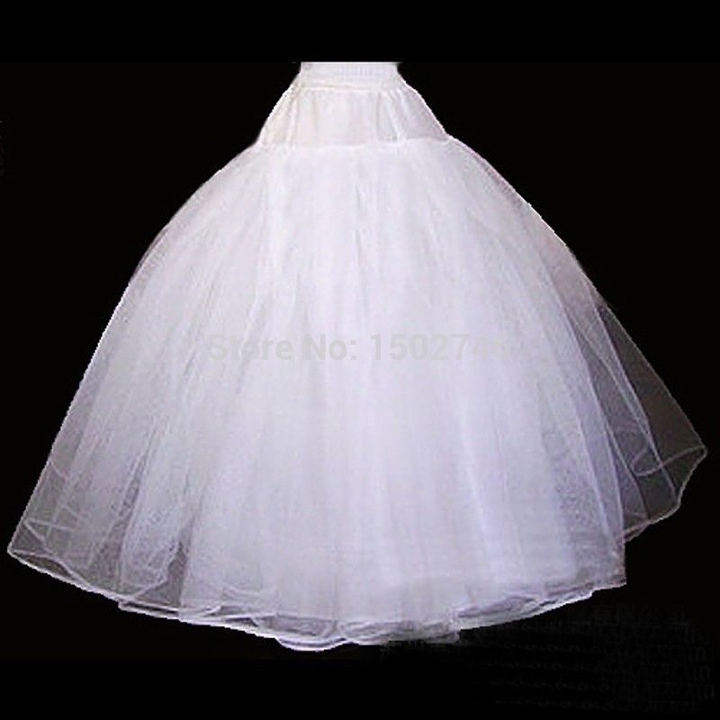 Cheap petticoat underskirt, Buy Quality petticoat white directly from China  petticoat wedding Suppliers: Welcome