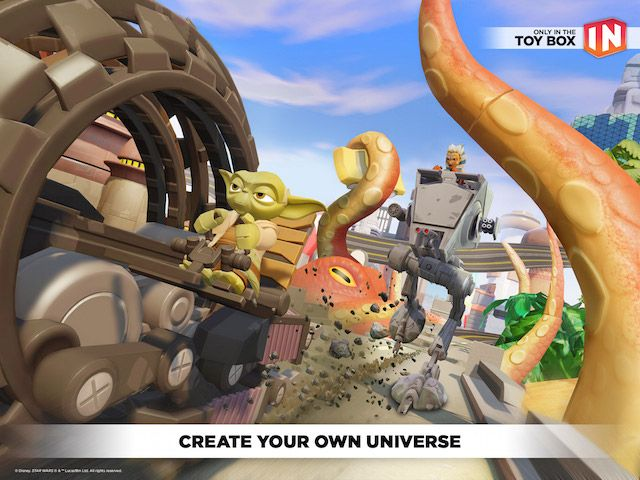 Disney Infinity 3 0 Toy Box Comes To Life On Mobile Disney Infinity Free Games Disney Money