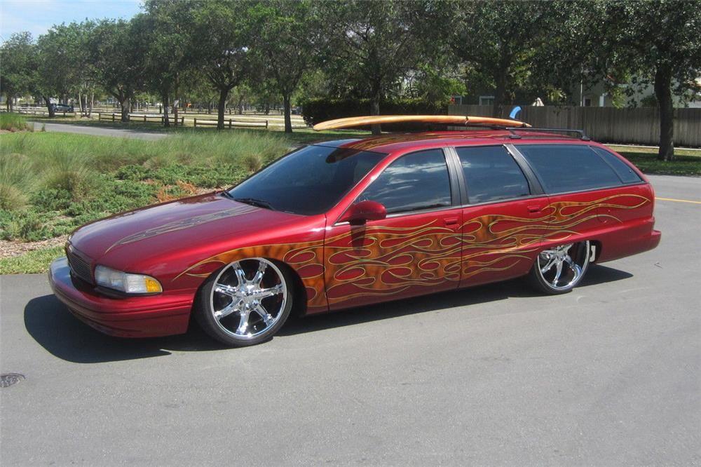 1992 Chevrolet Caprice Wagon Chevrolet Caprice Station Wagon