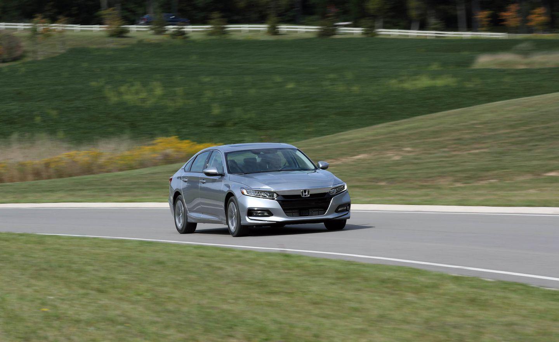 2020 Honda Accord Review, Pricing, and Specs 2018 honda