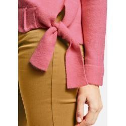 Photo of Pullover mit Raffbändern Pink Gerry WeberGerry Weber