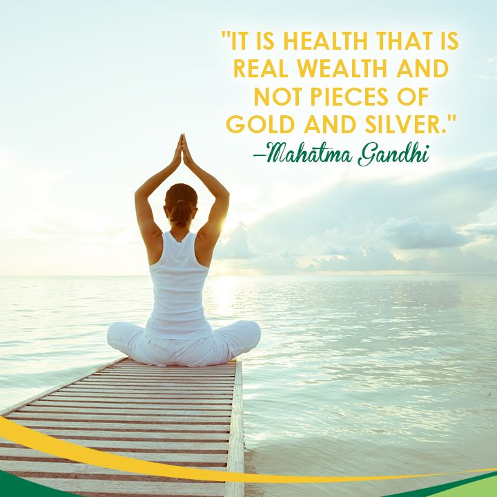Health is wealth quote original health health and