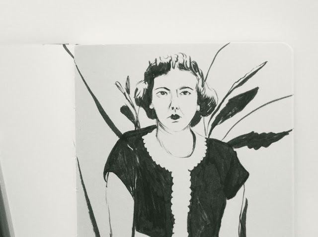 Daniela Tieni/ about Flannery O'Connor
