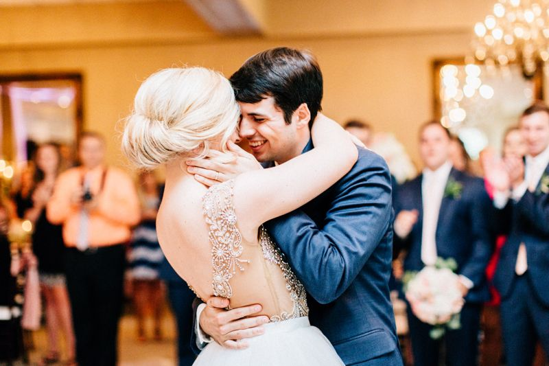 Wedding Photos Bride And Groom Reception First Dance Four Corners Photography Tate House Atlanta Photographer Best
