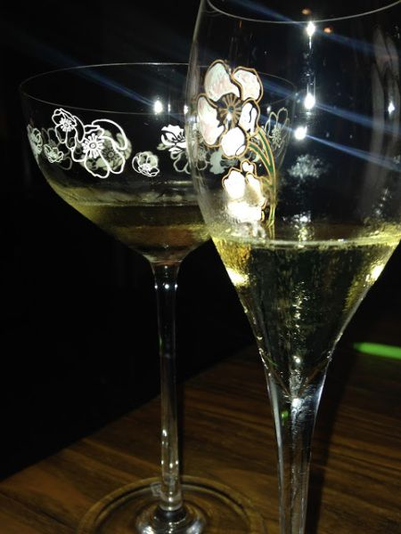 taça champagne