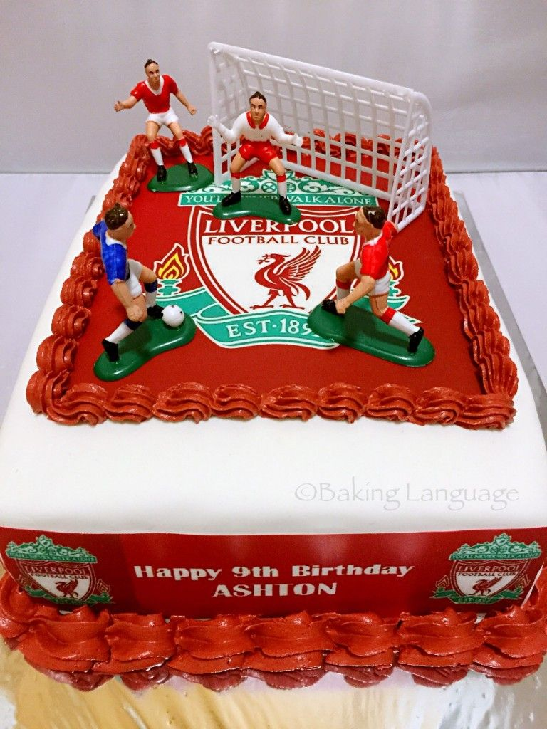 All Blacks And Liverpool Themed 21st Birthday Cake Birthday Cake Kids Boys Liverpool Cake Sports Themed Cakes