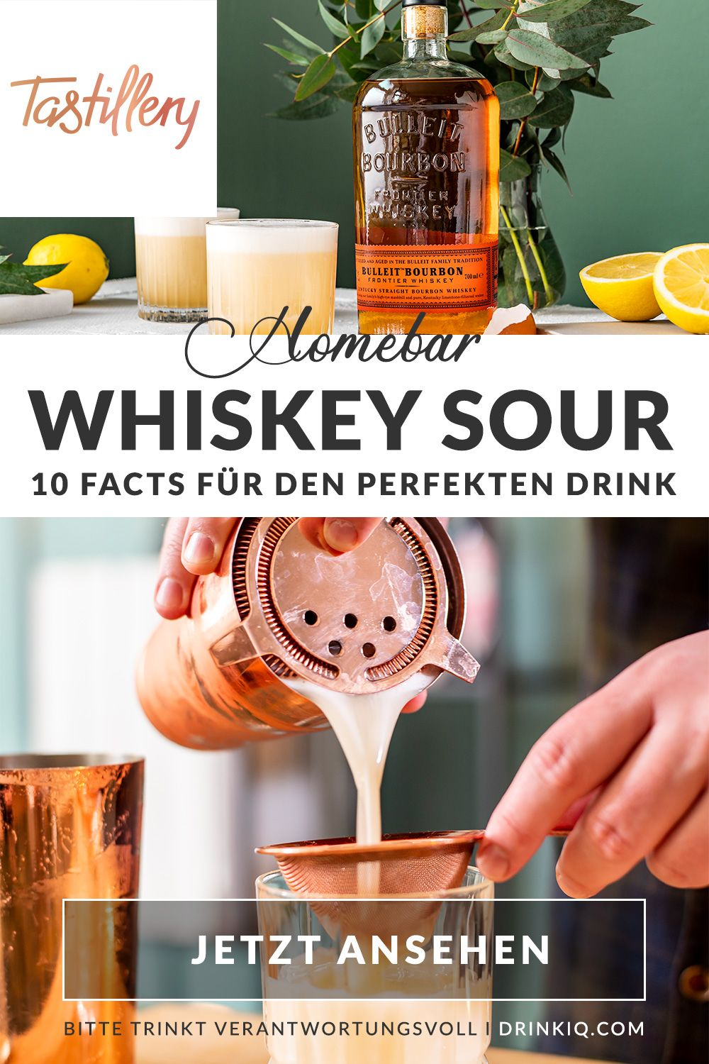 Photo of The perfect whiskey sour: 10 things you should know 🥃