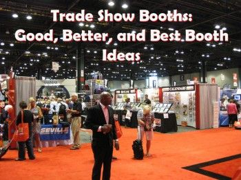 Fabulous Trade Show Giveaway Ideas Exhibit And Craft
