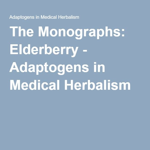 The Monographs: Elderberry - Adaptogens in Medical Herbalism.  elderberry extract has demonstrated an ability to inhibit herpes virus and HIV in cell culture. The   anthocyanins   present   in   elderberries protect vascular epithelial cells against oxidative insult, preventing vascular disease. Elderberry has been shown to reduce LDL cholesterol and atherosclerosis. Elderberry could improve bone properties by inhibiting  the  process  of  bone  resorption  and stimulating the process of…