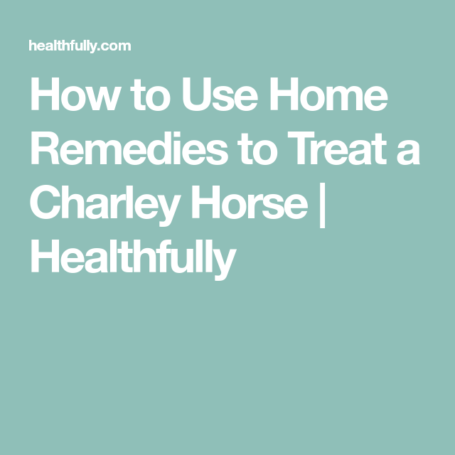 what vitamin deficiency causes charley horses