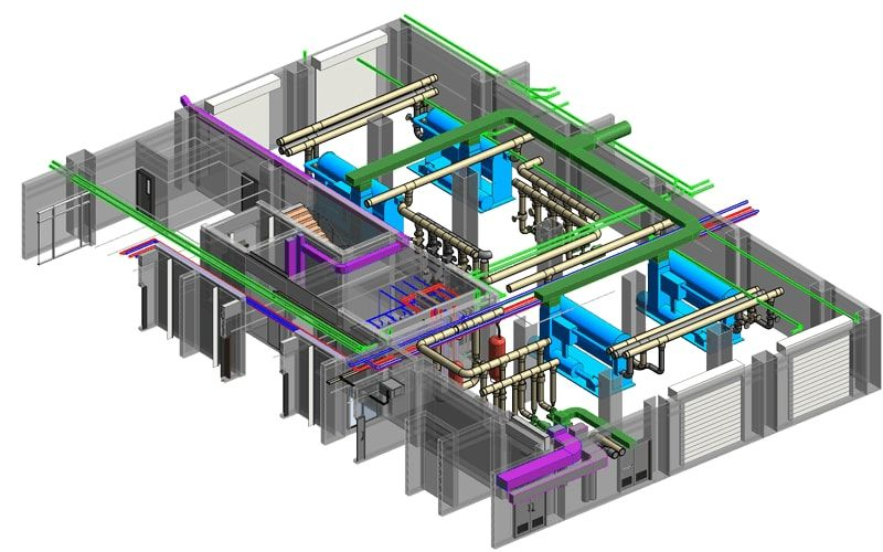 hvac shop drawing is a very critical instrument for the  3d hvac drawing images wiring diagram
