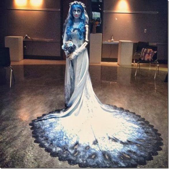 Disfraz La Novia Un Espectacular CadaverDisfraces De AL3Rj54q