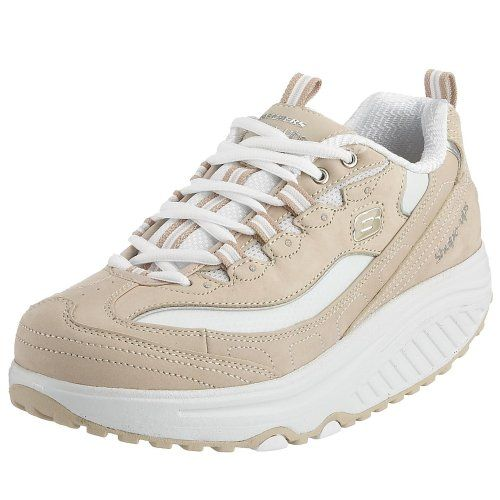 garaje tempo aliviar  Skechers Women's Shape Ups - Metabolize Fitness Work Out  Sneaker,Natural/White,6.5 M US Skechers http://www.amazon.com/d… | Nice  shoes, Skechers women, Shoe insoles