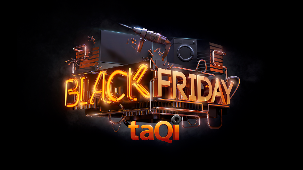 3D LOGO on Behance Black friday design, Black friday