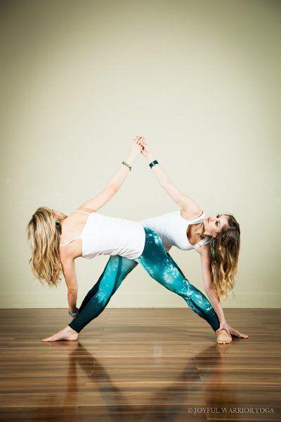 Partner Triangle Pose | Yoga & AcroYoga | Pinterest | Yoga ...