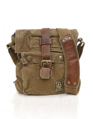 ac527d0afe Belstaff Medium Man Bag – Mountain Brown | Bags I use | Belstaff ...
