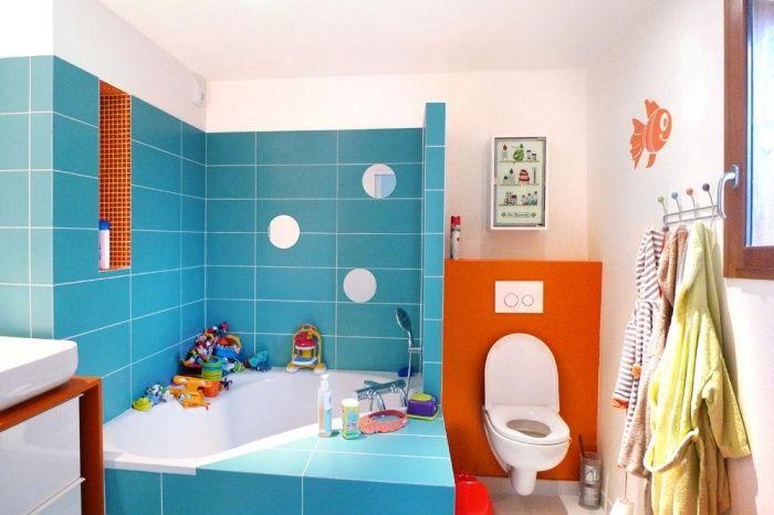 salle de bain enfant - Recherche Google salle de bain Pinterest