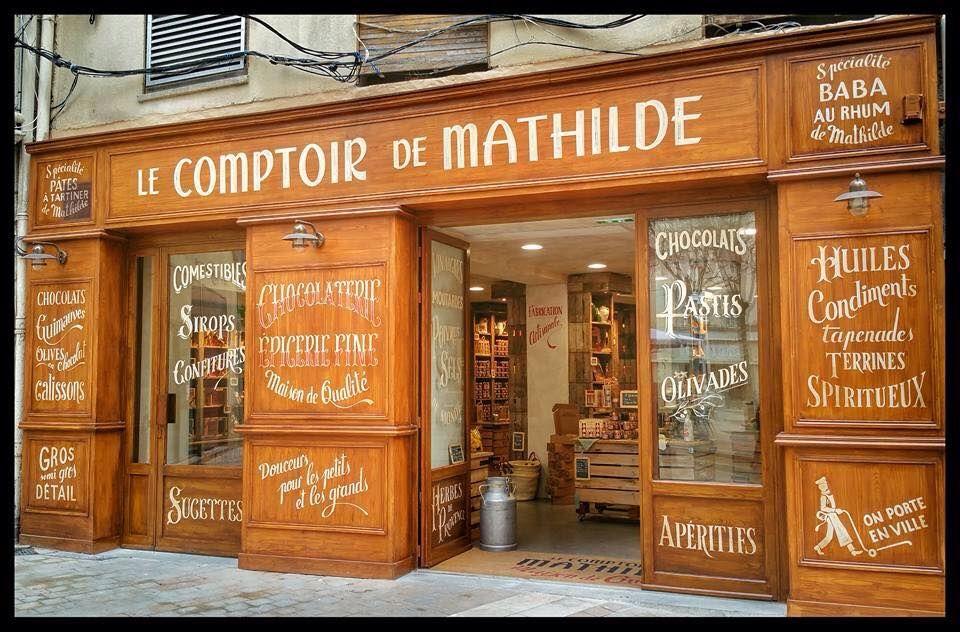 Le Comptoir De Mathilde Le Comptoir De Mathilde Comptoir Tuiles