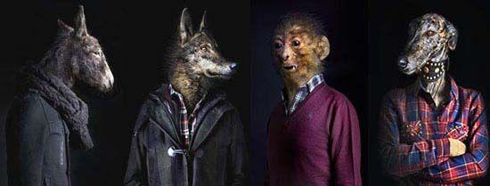 هل توجد علاقة بين وجه الإنسان ووجوه الحيوانات مدونة أسرار الوجه