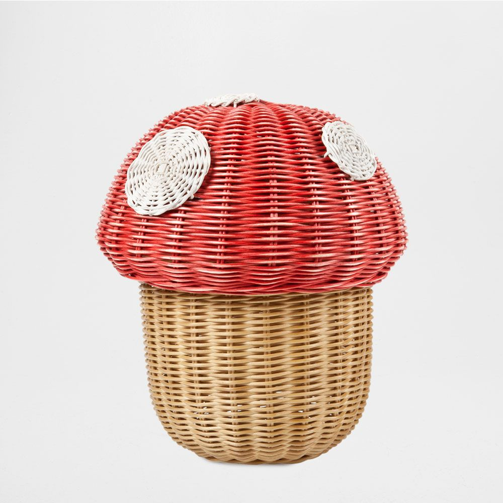 Mushroom Sessel Mushroom Shaped Basket Sui Generis Pinterest Zara Home Baby