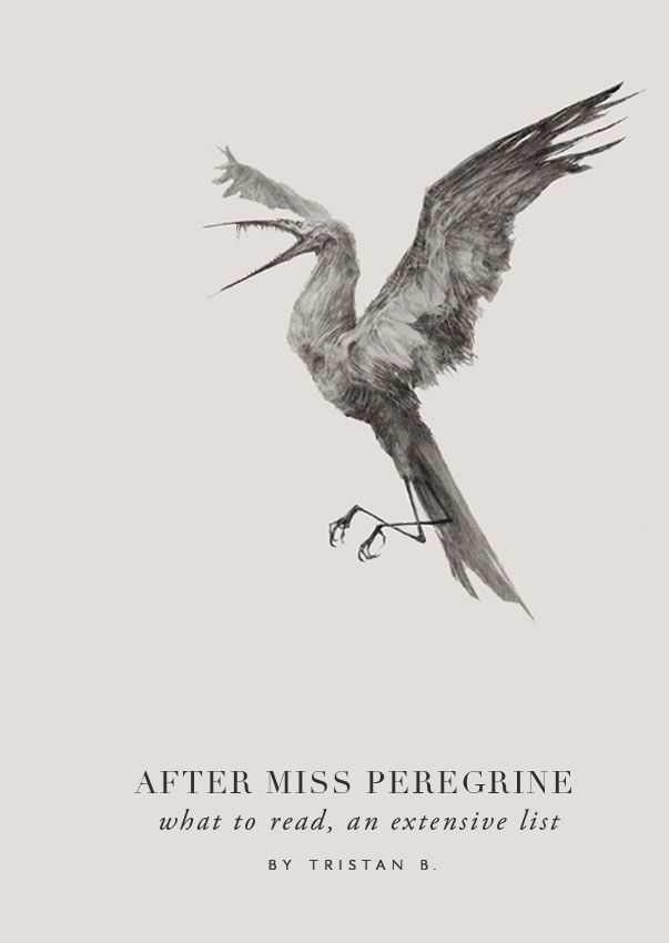 What to read after Miss Peregrine's home for peculiar