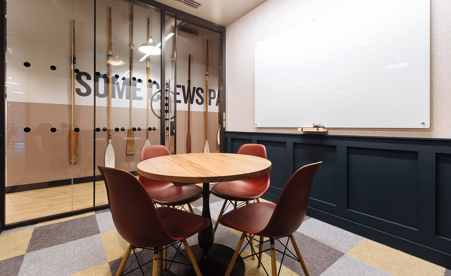 The craftiest co-working spaces around world