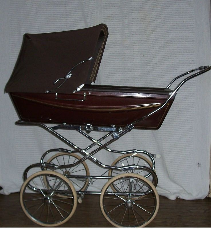 Old Baby Buggies Ebay Baby Buggy Baby Carriage And Prams On Pinterest Silver