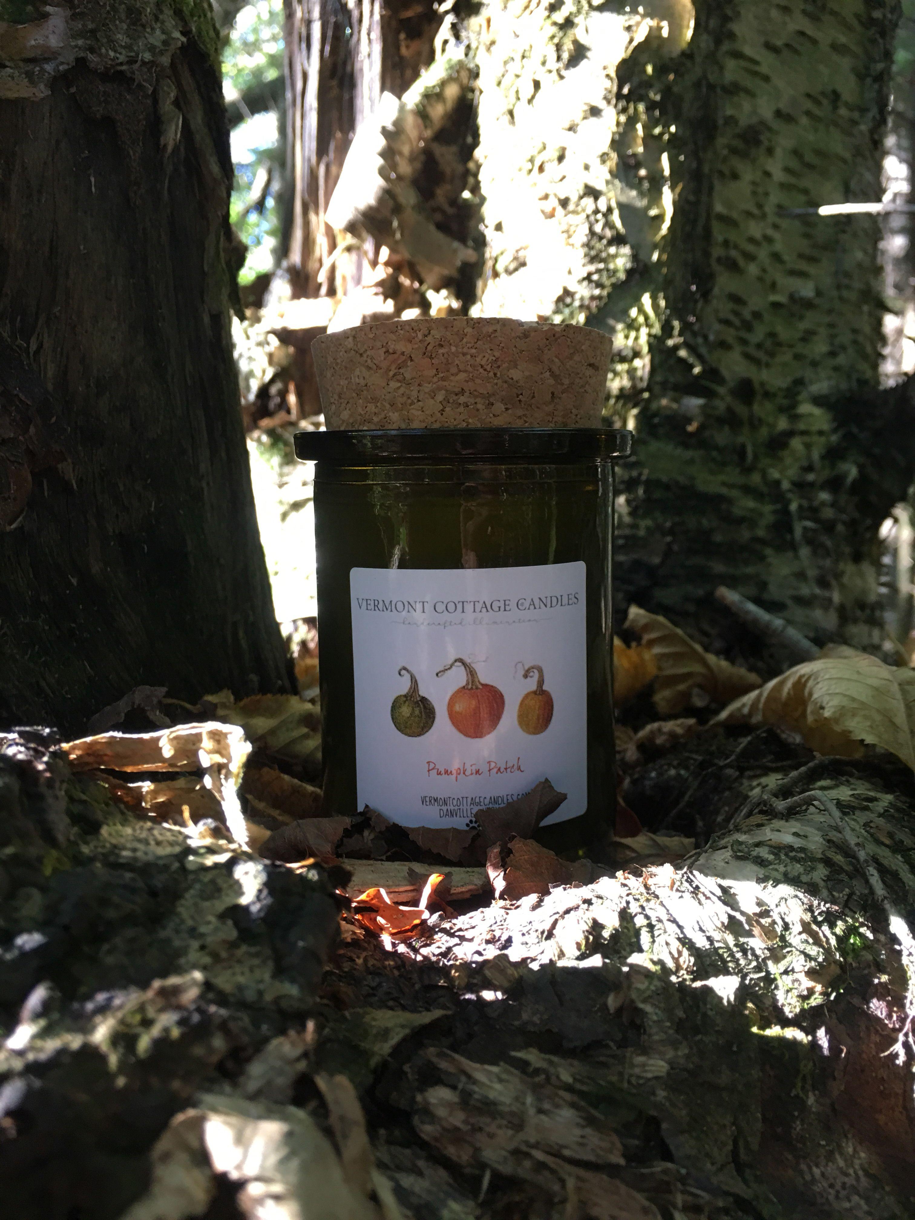 Pumpkin Patch An Invigorating Blend Of Pumpkin Nutmeg Clove