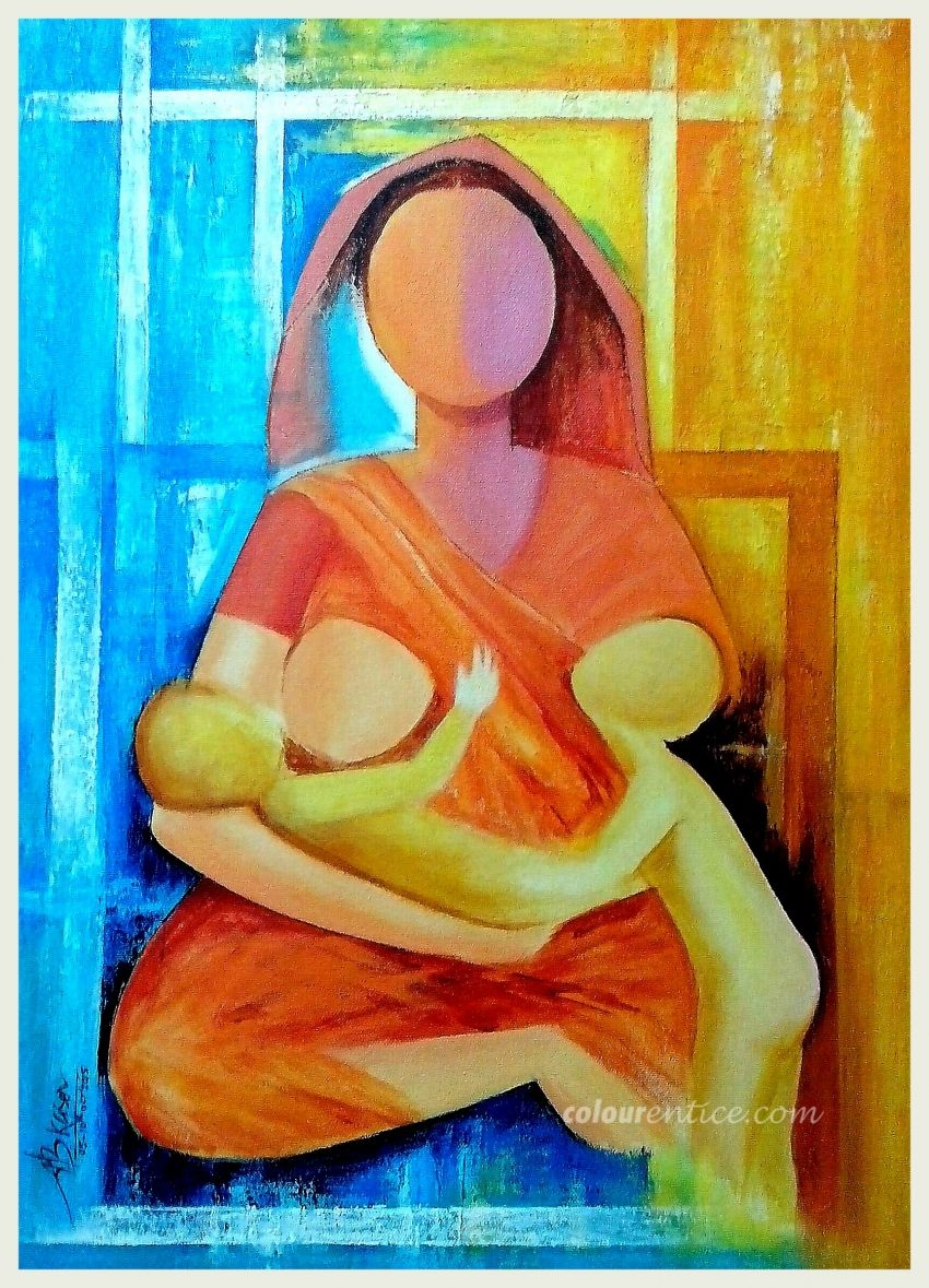 Modern And Contemporary Indian Art Paintings Online