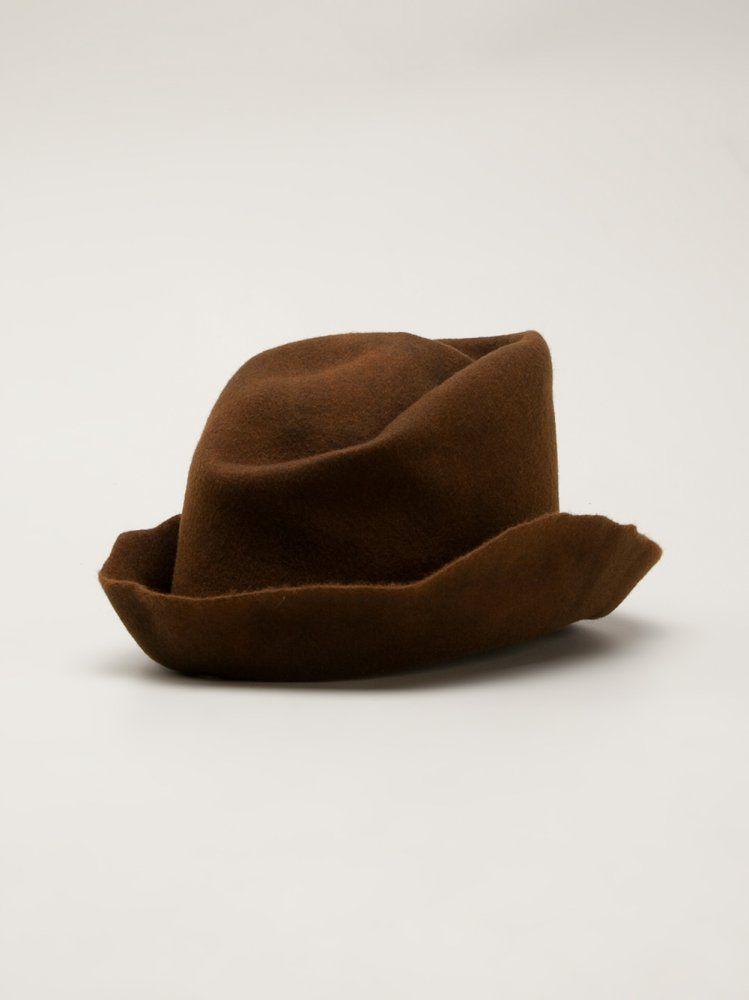 238de7ac121 REINHARD PLANK - Wool  Artisa  Hat -