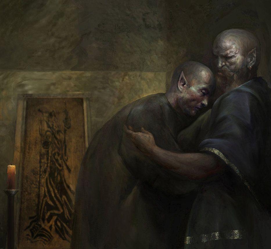 Morrowind: The prodigal son by IgorLevchenko on DeviantArt