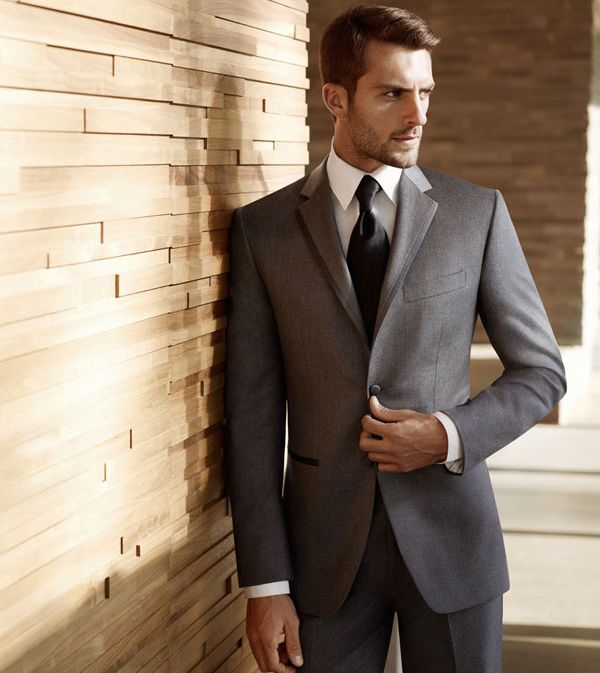 Vera Two On Gray Satin Edge Groom Tuxedo This Is What My Husband And Groomsmen Wore Proulx Rabey Kennedy Hofland Staats